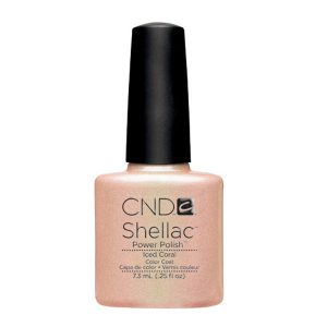 Shellac Iced Coral