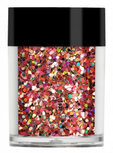 Tiger Lily Chunky Glitter