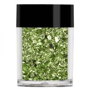 Green-Irregular-Glitter