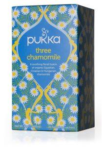 Pukka Three Chamomile