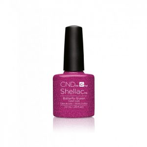 Shellac Butterfly Queen