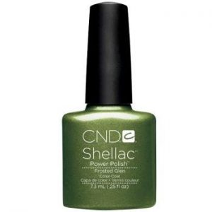 Shellac Frosted Glen