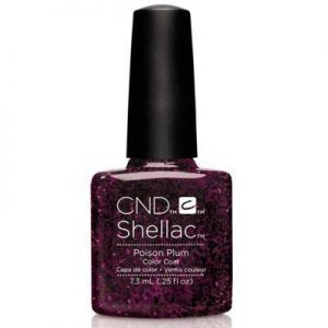 Shellac Poison Plum
