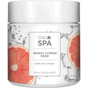 CND SPA Bright Citron Soak (410 g)