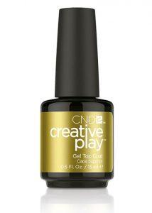 CND Creative Play Gel Top Coat