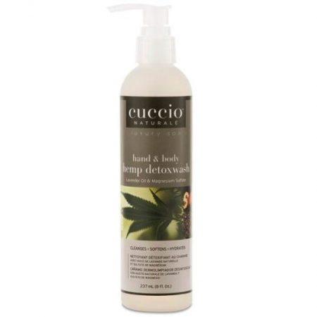 Cuccio Beauty - Hand & Body Detox Wash – Hemp
